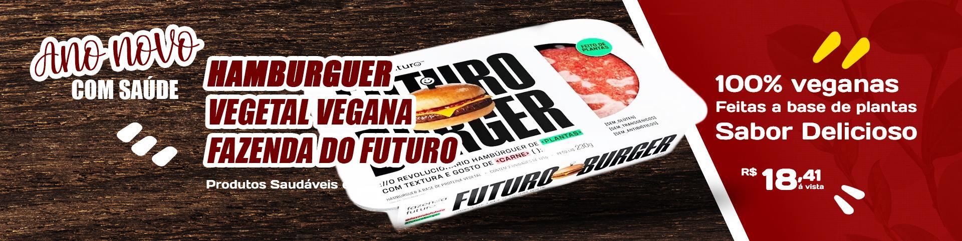 fazenda do futuro hamburguer