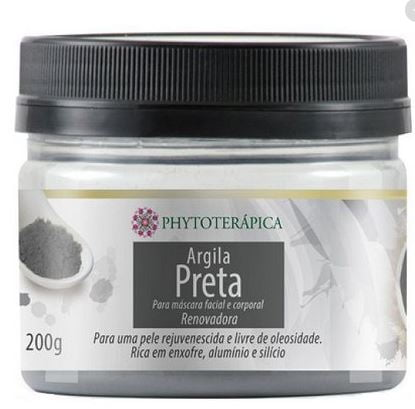 Argila Preta Phytoterapica
