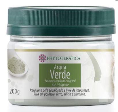 Argila Verde Phytoterapica