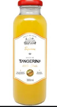 Suco Tangerina Superbom 1l