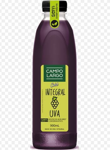 Suco de Uva Campo Largo 900ml