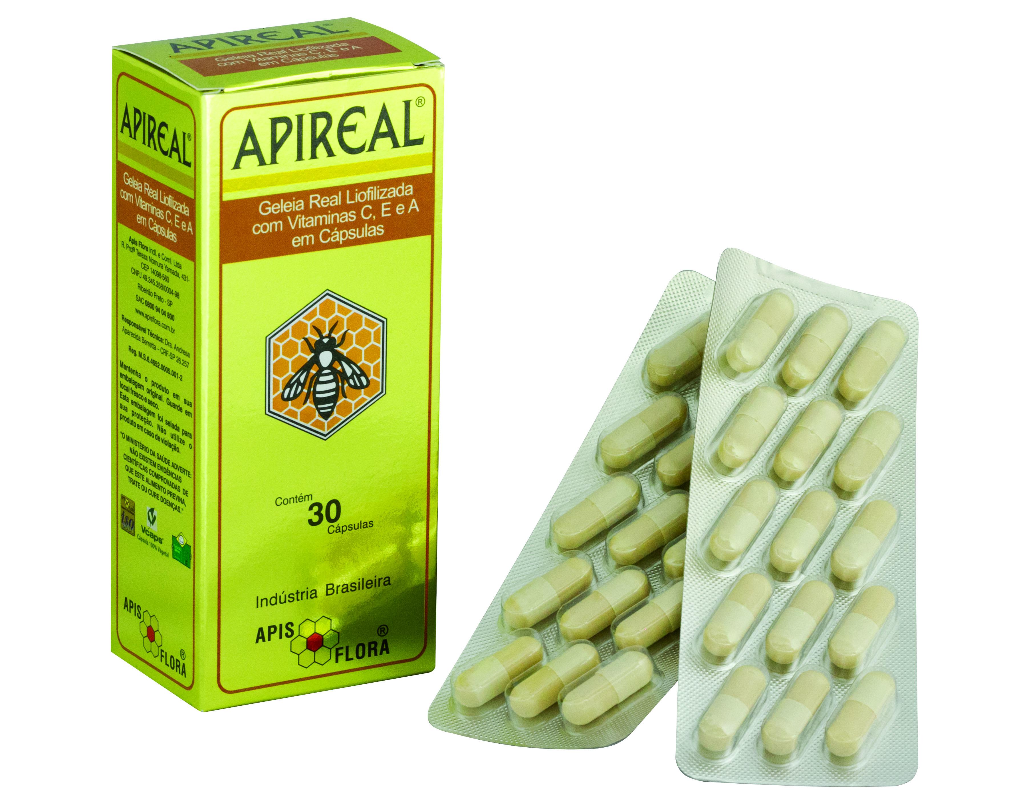 APIREAL GELEIA REAL EM CAPSULA