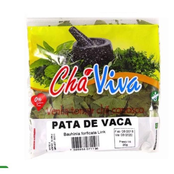 CHÁ PATA DE VACA CHÁ VIVA