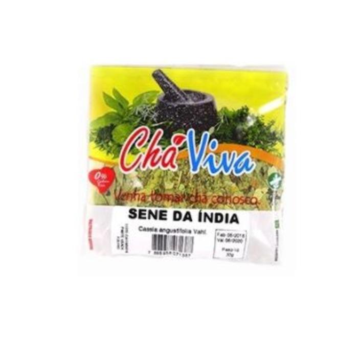 CHÁ SENE DA INDIA CHÁ VIVA