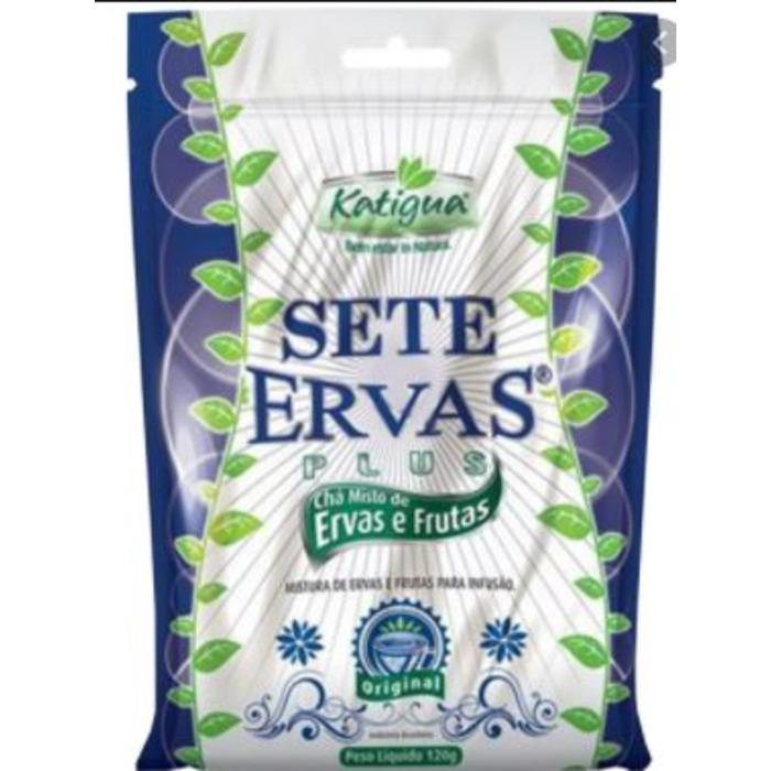 CHÁ SETE ERVAS KATINGUA