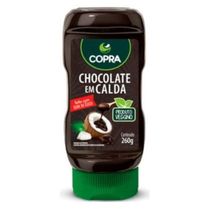 CHOCOLATE EM CALDA TOPDOWN  COPRA