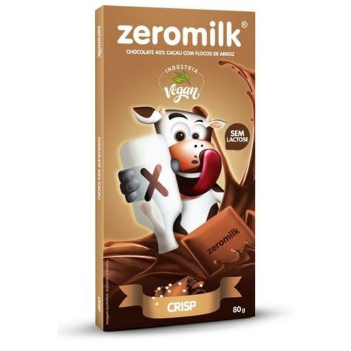 CHOCOLATE ZEROMILK CRISP