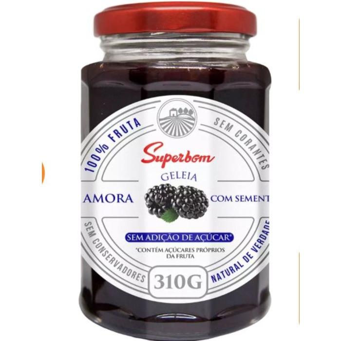GELEIA AMORA SUPERBOM