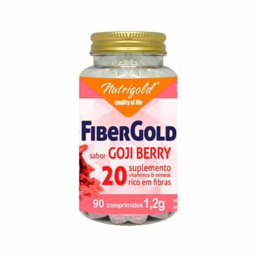 FIBER GOLD GOJIBERRY NUTRIGOLD
