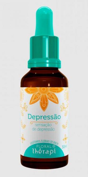 FLORAL THERAPI - DEPRESSAO - 30ML