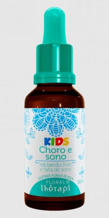 FLORAL THERAPI KIDS - CHORO E SONO - 30ML