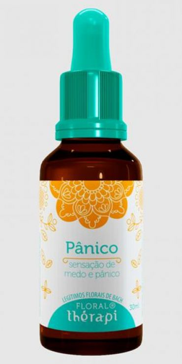 FLORAL THERAPI - PANICO - 30ML