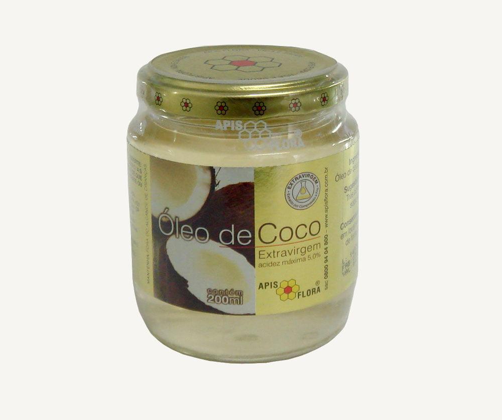 ÓLEO DE COCO - Apis Flora