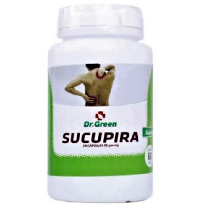 CAPSULA SUCUPIRA  NATURAL GREEN 60CAPS