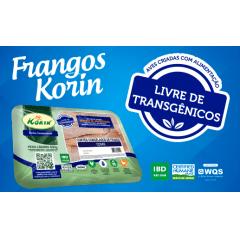 Sobrecoxa de Frango Korin