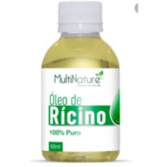 ÓLEO DE RÍCINO MULTINATURE 60ML