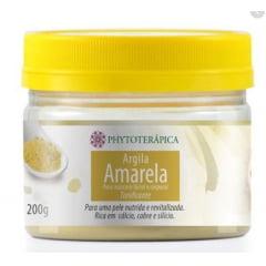 Argila Amarela Phytoterapica
