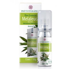 Óleo Essencial de Melaleuca Spray Phytoterapica