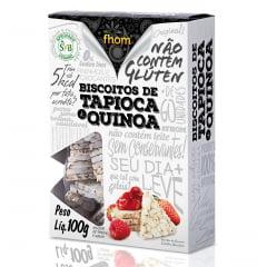 Biscoito de Tapioca e Quinoa - 3 unidades