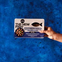 THE NEW FISH BOLINHO DE BACALHAU THE BUTCHERS