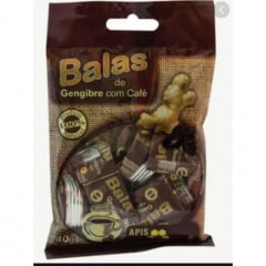 BALA APIS FLORA GENGIBRE E CAFE