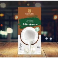 CHOCOLATE FERRONATO LEITE DE COCO