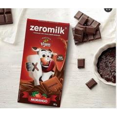 Chocolate Zero Milk Morango Vegan
