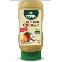 Leite Condensado de coco Copra