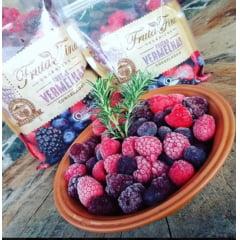 Mix Frutas Vermelhas Orgânico Congelado