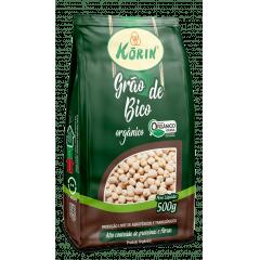 Grão de Bico Orgânico Korin
