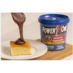 Pasta de Amendoim Chococolate com Avelã Power One