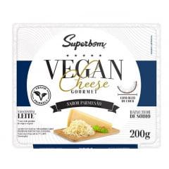 Queijo Vegano Parmesão Superbom