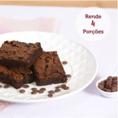 BROWNIE FUDGE CHOCOLATE COOKIT