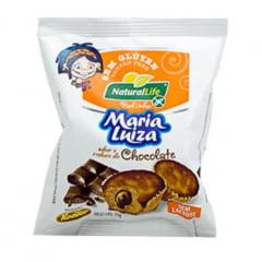 BOLINHO MARIA LUIZA CHOCOLATE DUPLO SEM GLÚTEN