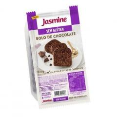 BOLO DE CHOCOLATE C/GOTAS S/GLT 300G JASMINE