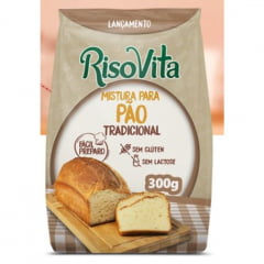 MISTURA PARA PÃES RISOVITA