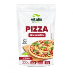 PIZZA SEM GLÚTEN VITALIN