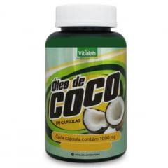 CAPSULA OLEO DE COCO 60 VITALAB