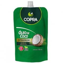 OLEO DE COCO EXTRA VIRGEM POUCH 100ML - COPRA