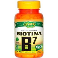 Biotina Capsulas Unilife