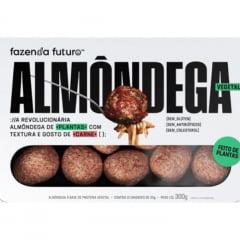 ALMONDEGA DO FUTURO