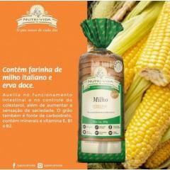 PÃO NUTRIVIDA MILHO