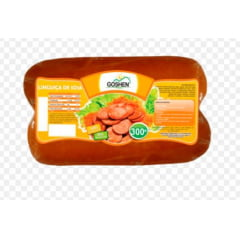 Linguiça de soja Vegana Goshen