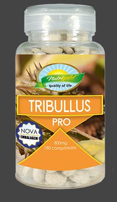 COMPRIMIDO TRIBULLUS NUTRIGOLD